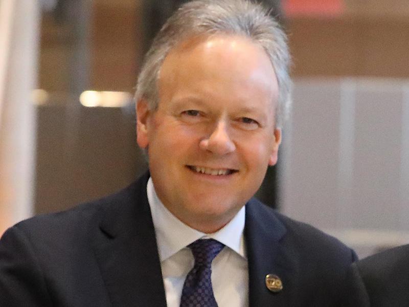 Stephen Poloz, gouverneur de la Banque du Canada.